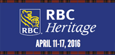 RBC Heritage golf classic at Sea Pines Resort